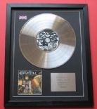 CREED - Weathered CD / PLATINUM PRESENTATION Disc